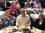 Members at Yum Cha lunch
